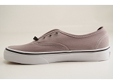 Vans authentic pop gris clair4954401_3