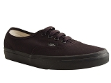VANS AUTHENTIC BLAC-BLAC<br>noir