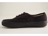 Vans authentic blac blac noir4956401_3