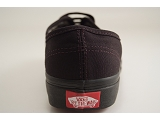 Vans authentic blac blac noir4956401_4