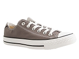 TENNIS 15004 CTAS SEASONAL  OX:GRIS ANTHRACITE/TISSU TOILE COTON/CONVERSE ADULTE