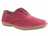 SEA 20733:FUCHSIA/VELOURS NUBUCK/ON FOOT