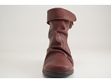 Botty selection femmes boot10315dn bordeaux5082001_2
