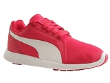SILA ST TRAINER EVO JR:ROSE/NYLON/PUMA Adultes
