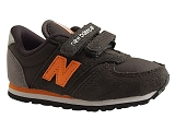 BERNIE KE420ROI:ORANGE/MULTI DOM. AUTRE MATERIAU/NEW BALANCE KIDS