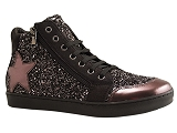 MAM AMBO SPRING MIX SPARKLE:NOIR/MULTI DOM. CUIR/REQINS