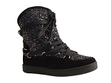 587PO 80 MOONLIGHT GLITTER:DIVERS/MULTI DOM. CUIR/REQINS