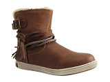 BERNIE V BOOT1003800:MARRON/AUTRES MATERIAUX/TOM TAILOR