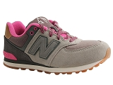 SUMMERKRO IMP KL574NHG:GRIS/NYLON/NEW BALANCE ADULTE