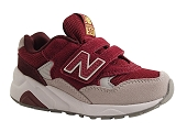 CROCSBAND SEASONAL KV580LEP:BORDEAUX/MULTI DOM. AUTRE MATERIAU/NEW BALANCE KIDS