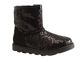 QL3610 BOOT1003814:NOIR/MULTI DOM. AUTRE MATERIAU/BOTTY SELECTION Femmes