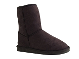 LOUIS B BOOT1004016:NOIR/VELOURS TISSU/BOTTY SELECTION Femmes