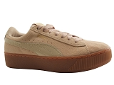 PUMA France Sas VIKKY PLATFORM<br>naturel
