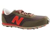 GLICHARD KL410COY:KAKI/MULTI DOM. TOILE/NEW BALANCE ADULTE