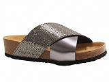 STRADA A 59266:GRIS ANTHRACITE/MULTI DOM. AUTRE MATERIAU/BOTTY SELECTION Femmes