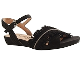 30863 EMALI:NOIR/MULTI DOM. CUIR/MADISON BY KARSTON