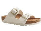 30932 NEW HAVEN ARIZONA:BLANC/VERNIS AUTRE MATERIAU/BIRKENSTOCK