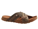 Botty selection hommes mule4316 taupe5348301_1