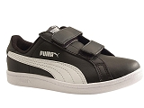ISIS MIX SERPENT PUMA SMASH FUN L V:NOIR/MULTI DOM. CUIR/PUMA Kids
