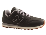 19531 ML373BLA:NOIR/NYLON/NEW BALANCE ADULTE