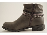 Botty selection femmes 1005822boots gris fonce5382101_3