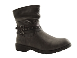 Botty selection femmes 1006019boots gris fonce5415301_1