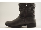 Botty selection femmes 1006019boots gris fonce5415301_3
