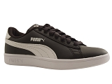 1005312 PUMA SMASH V 2 JR:NOIR/MULTI DOM. CUIR/PUMA Adultes