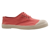 TENNIS 15004 ACQUAREL TENNIS 15004:ROSE THE/TISSU TOILE COTON/BENSIMON