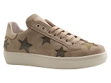 PUMA WIRED KNITJR SNOOP:SILVER/DESSUS CUIR/REQINS