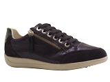 MISTRAL D MYRIA:NAVY/MULTI DOM. CUIR/GEOX Adultes