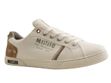 MUSTANG SHOES 4120 302<br>blanc