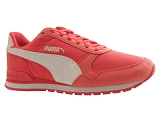 BOOT QL3430 ST RUNNER:ROSE/NYLON/PUMA Adultes