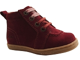 KICKERS E. TACKTIL<br>fuchsia