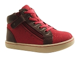 Kickers lyluby bordeaux5500302_1
