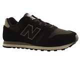 IFINE ML373BLG:NOIR/MULTI DOM. CUIR/NEW BALANCE ADULTE