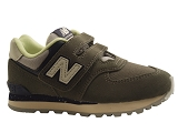 New balance kids yv574hg kaki5531301_1