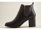 Botty selection femmes boot ql3428 noir5536901_3