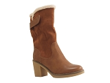 MENORQ550 BOTTE PI3445:CAMEL/MULTI DOM. AUTRE MATERIAU/BOTTY SELECTION Femmes