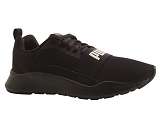 PUMA France Sas PUMA WIRED JR<br>noir