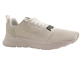 PUMA France Sas PUMA WIRED<br>blanc