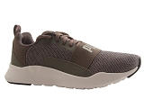 PUMA France Sas PUMA WIRED KNITJR<br>gris