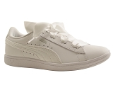 PUMA France Sas VIKKY RIBBON L SATIN<br>blanc