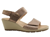 GREADY LOW CDT 3292844:TAUPE/DESSUS CUIR/Enval Soft