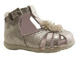 LITTLE MARY KID SHOE GLADYS<br>argent