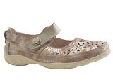 TAVON WS3502:SILVER/MULTI DOM. CUIR/BOTTY SELECTION Femmes