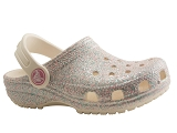 CROCS EUROPE BV CLASSIC GLITTER<br>rose