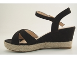 Botty selection femmes sandal 816 noir5590401_3