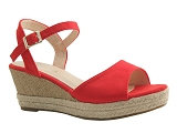 Botty selection femmes sandal 815 rouge5590501_1