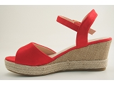 Botty selection femmes sandal 815 rouge5590501_3